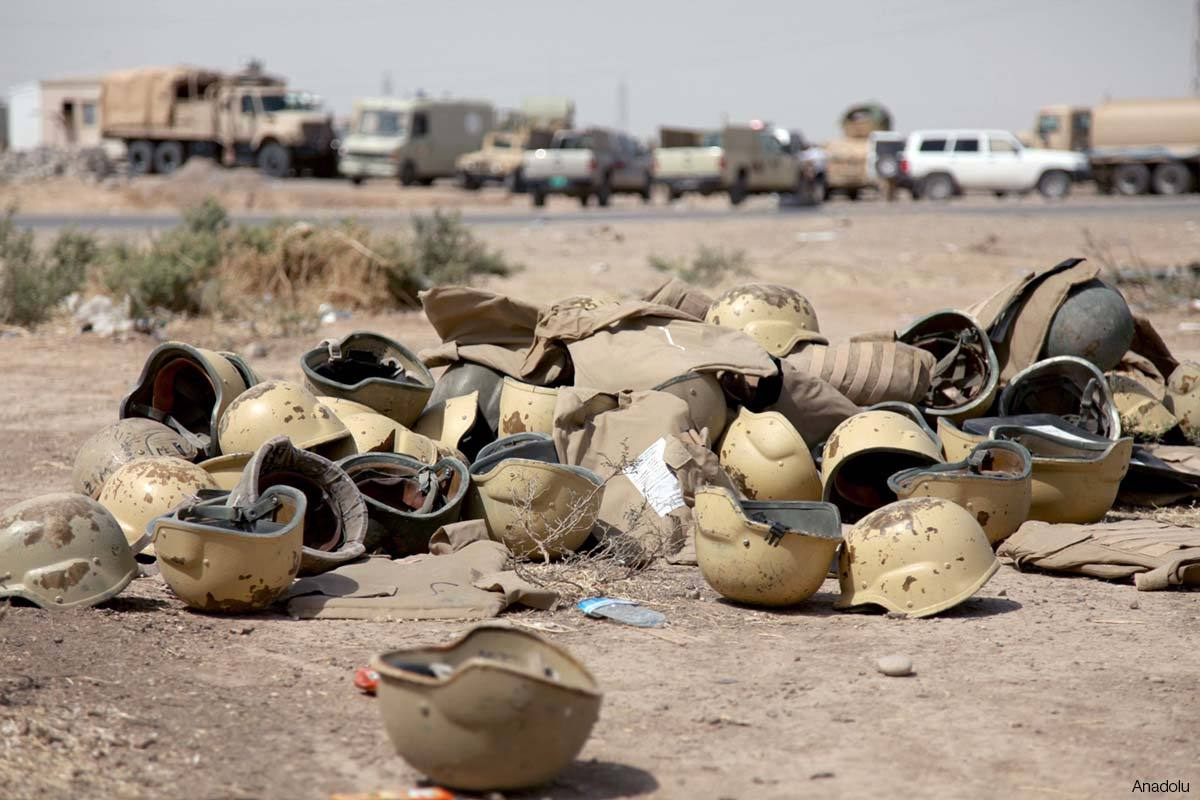 fnhfal:  War with the Islamic State - Iraq
