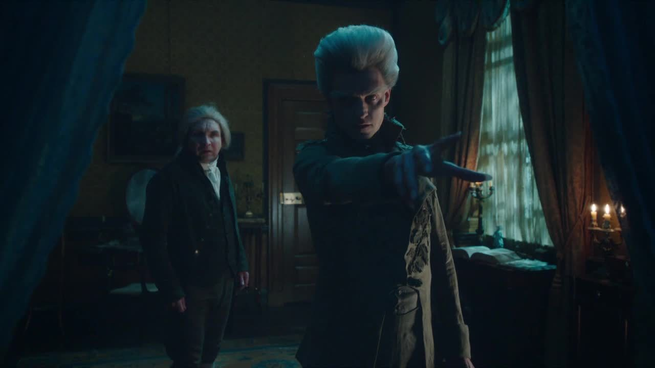 The Gentleman with the Thistledown Hair is really a bit of a bitch and should never have been trifled with
