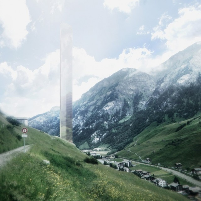 Swiss Skyscraper