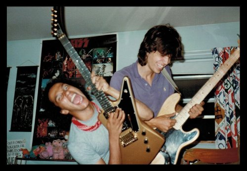 Tom Morello and Adam Jones