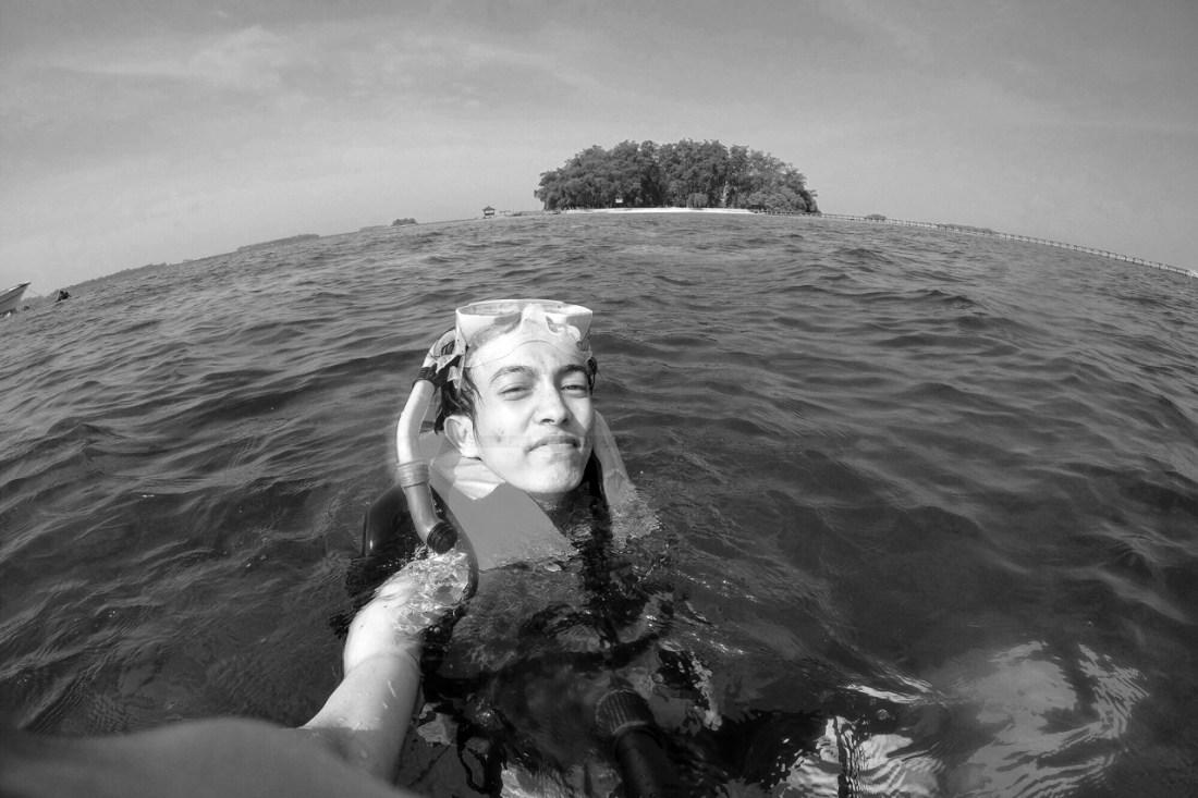 snorkeling perdana
