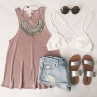 Summer inspired outfit