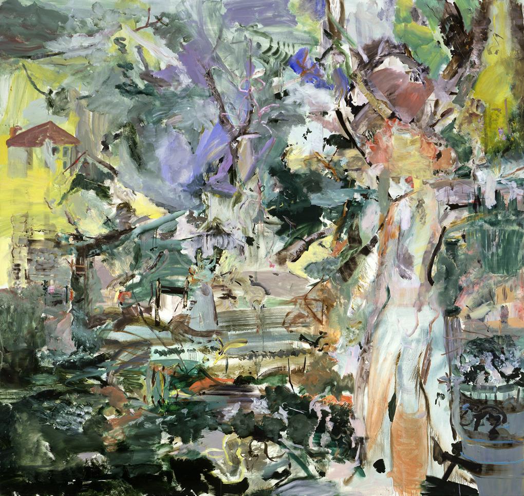 thunderstruck9: Cecily Brown (British, b. 1969), Shadow Burn, 2005-06. Oil on linen. viajimlovesart