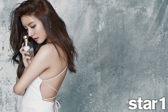 Kim So Eun - @Star1 Magazine March Issue '15