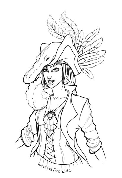 pirate art on Tumblr