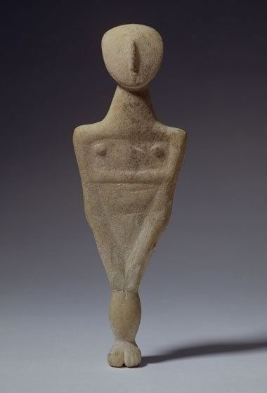 ymutate:Early Cycladic Figure (3200-2000 BCE) Greece: the Cyclades