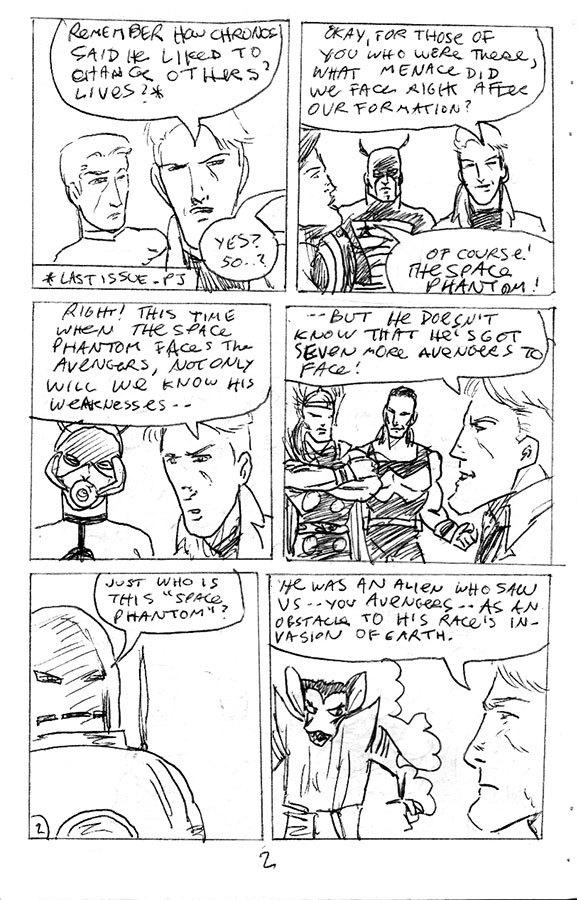 Homemade Comics