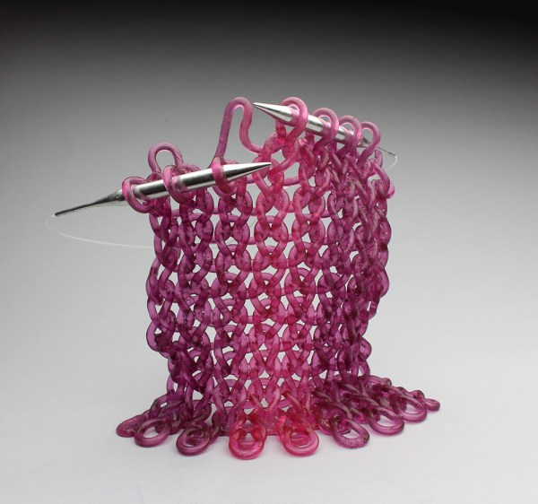 Contemporary Glass Art Sculptures