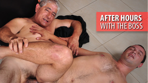 My First Daddy - After Hours With The Boss - This was not...
