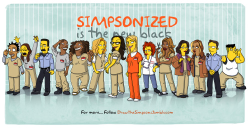 The Simpsons - Orange is the New Yellow