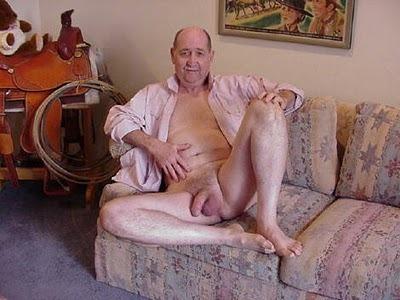 gay older grandpas uncut cum