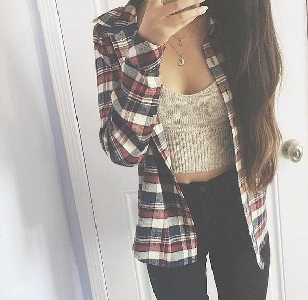 Fall Flannel.