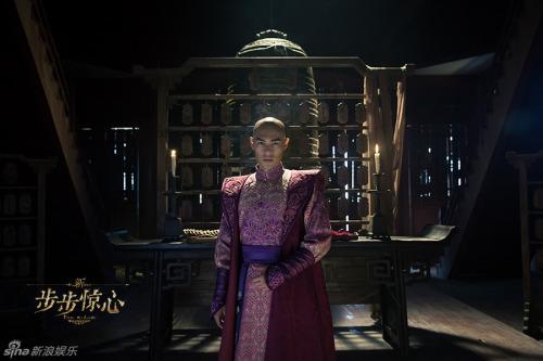 Tony Yang in Time to Love/Bu Bu Jing Xin