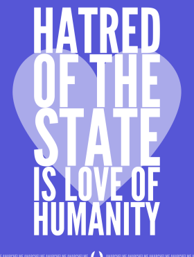 Hatred of the State