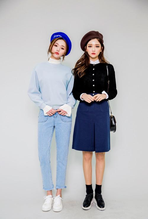 Korean Girls,Korean,Model,Dream Girls,Korean Model,Korean Girl, Sung Kyung & JinSil,Sung Kyung,JinSil,