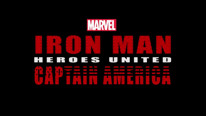 Iron Man and Captain America: Heroes United (2014)