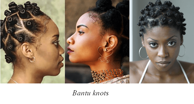 Kinky Hairstyles Black Women Black Beauty Afro Natural Hair Box