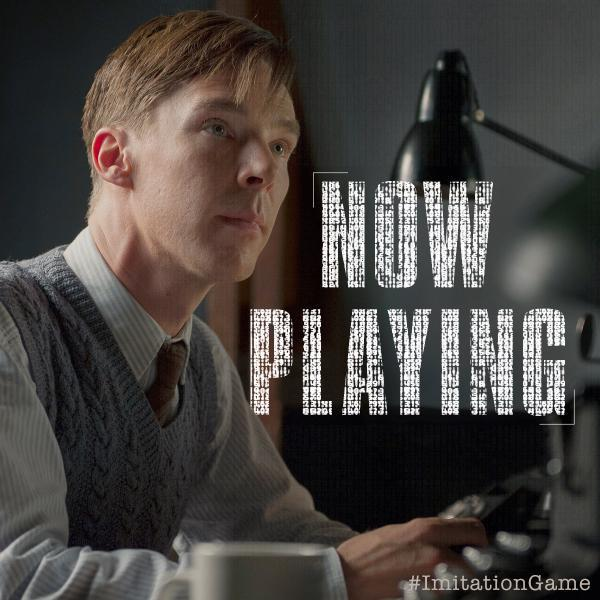 The Imitation Game ‏  Unlock the secrets of The #ImitationGame, now playing: http://bit.ly/ImitationGameTix …
