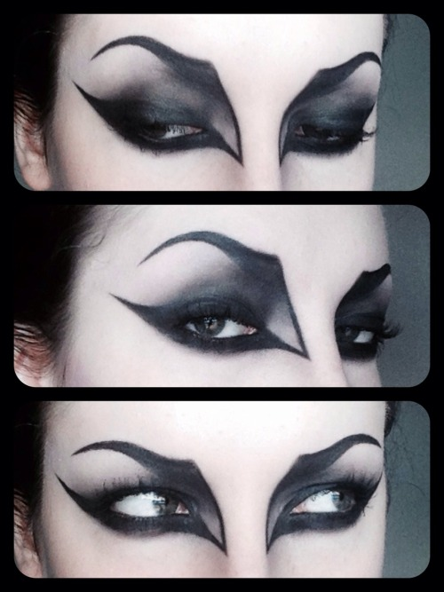 disney disneyland makeup punk