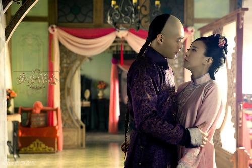 Tony Yang, Ivy Chen in Time to Love/Bu Bu Jing Xin