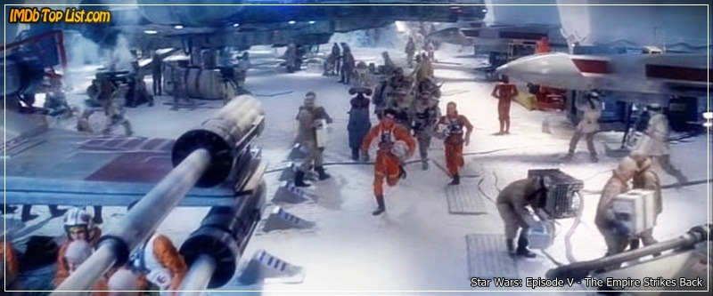 Star Wars: Episode V - The Empire Strikes Back -1980