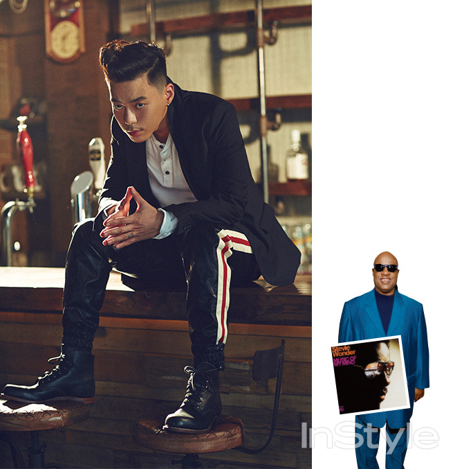 G.Soul - InStyle Magazine March Issue '15