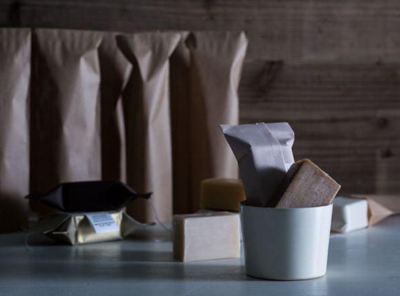 コーヒー石鹸