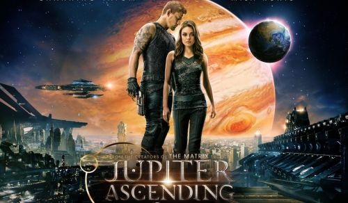 "Jupiter Ascending Review by Miranda BoyerTwo nights in a row I found myself at the theatre; tonightwas a double flick. Maybe it was the fact that the first film I saw was shit,<br /><br /><br /> or maybe it was simply because I have a soft spot for science fiction and Channing<br /><br /><br /> Tatum. Either way I sort of fell head over heals for Lana and Andy Wachowski's<br /><br /><br /> newest film Jupiter Ascending.<br /><br /><br /> They've never been accused of playing it safe with their unconventional<br /><br /><br /> approach to sci-fi. Jupiter Jones, played by the always-attractive Mila Kunis, is<br /><br /><br /> a Russian illegal housekeeper who discovers by way of a genetically bread<br /><br /><br /> half/man, half/wolf, half/bird-thing, played by a frequently half/naked<br /><br /><br /> Channing Tatum, that she is a genetically perfect reincarnation of an<br /><br /><br /> interstellar Queen. The original Queen had three spoiled shit-head children who<br /><br /><br /> are all vying for ownership of Earth, something that Jupiter herself has just<br /><br /><br /> inherited. Unfortunately for us, Earth is really a just one big commodity where<br /><br /><br /> humans are harvested for a sort of fountain of youth extract. Are you keeping up? Okay, so Eddie Redmayne (who I love so<br /><br /><br /> whole heartedly from The Theory of Everything) plays Balem Abrasax, Douglas<br /><br /><br /> Booth plays Titus Abrasax and Tuppence Middleton as Kalique Abrasax, make up<br /><br /><br /> the three siblings who are trying to either have Jupiter knocked off or (in a<br /><br /><br /> sick twist of events) married. The feminist in me doesn't even care that<br /><br /><br /> Jupiter is a damsel in distress more then a few times. I tried to put myself in<br /><br /><br /> her place and with what little knowledge she does know, I don't know that I<br /><br /><br /> would have made any other choices. After all we knew that Channing err… Cain<br /><br /><br /> would swoop in and save the day – shirtless preferably. If I'm being serious for a moment, this film should be up<br /><br /><br /> for an Oscar for Costume Design in the very least. There is a never-ending<br /><br /><br /> parade of amazing in this film. Between Kunis' wedding gown and the costumes<br /><br /><br /> from the bureaucracy sequence, or the wide array of leatherwear, this film<br /><br /><br /> deserves some serious props to the costume geniuses that created this universe.<br /><br /><br /> There were more then a few nods to just about everything you<br /><br /><br /> can imagine in the sci-fi world, including Star Wars, Flash Gordon, A.I., Fifth<br /><br /><br /> Element, Men in Black, Signs and I'm sure like a hundred million other things<br /><br /><br /> that I couldn't begin to name. There was a perfect moment when a spacecraft was<br /><br /><br /> lifting off from its hover position and as it flies away there's a crop circle<br /><br /><br /> in the field. I was inwardly screaming ""YES!"" Did I mention the flying gravity<br /><br /><br /> (or is it anti-gravity) boots? Bottom line, this movie is over the top at times. But I<br /><br /><br /> guarantee that you've never seen anything like it before! I personally don't<br /><br /><br /> feel that it got enough credit. I'd go see it again and not just for the pretty<br /><br /><br /> faces. Did you see Jupiter Ascending, what<br /><br /><br /> did you think?"