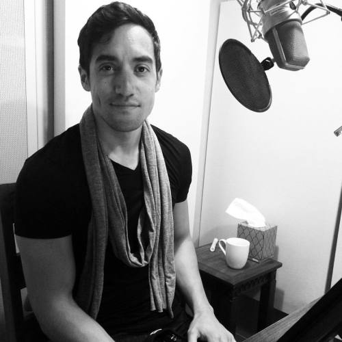 Cute Brown Haired Boys Reading To You ALERT! Keahu Kahuanui from MTV's Teen Wolf will be the narrator for the next audiobook in 'Tales from Shadowhunter Academy,' BORN TO ENDLESS NIGHT!in which Magnus and Alrc find a warlock baby… Check out this behind-the-scenes picture of Keahu in the recoding booth, and pre-order your copy here: http://adbl.co/1N8u6JE
