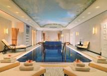 Luxury Hotel Indoor Swimming Pool