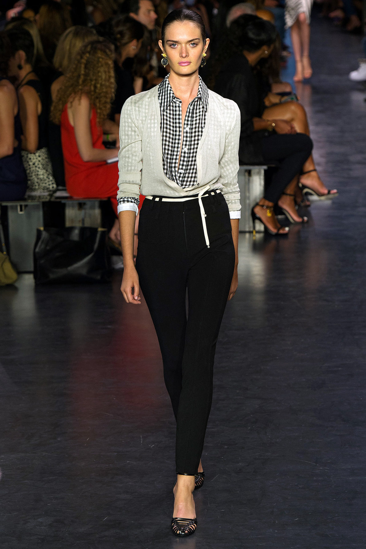 Altuzarra Spring 2015 RTW Fashion by Mademoiselle! (Runway blog!)