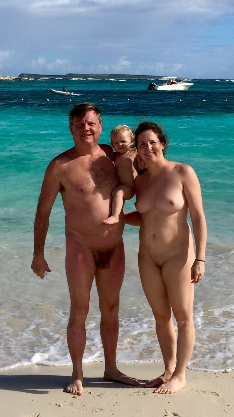 nude beach in st martin