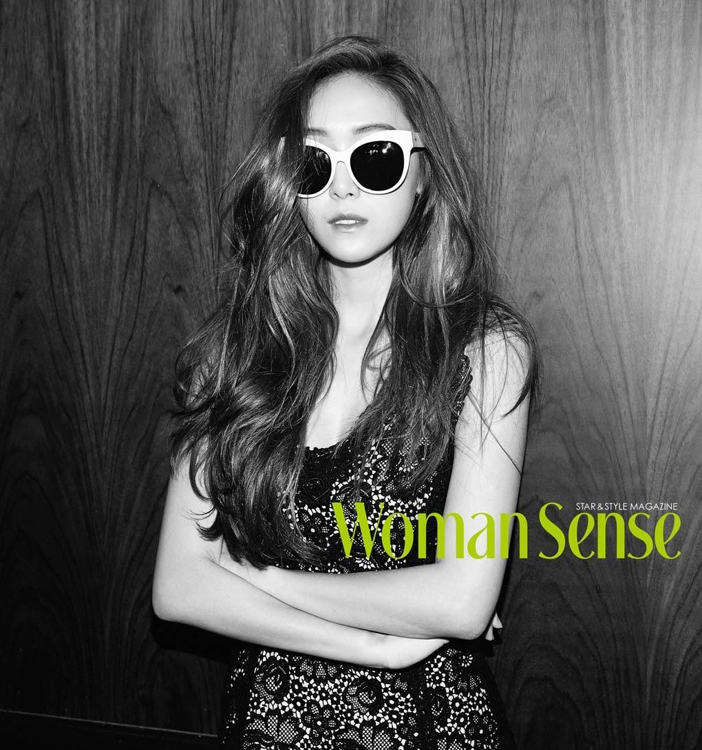 Jessica - Woman Sense Magazine March Issue '15