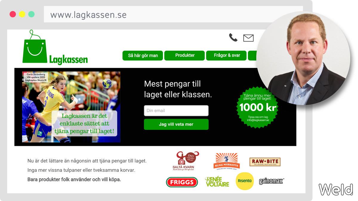 MadeInWeld: Lagkassen.se