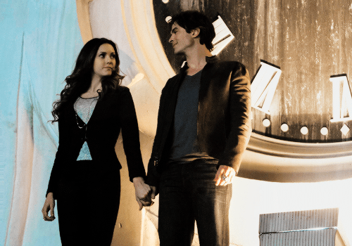 """iansomerhottest:</p> <p>Delena 6x20 stills 