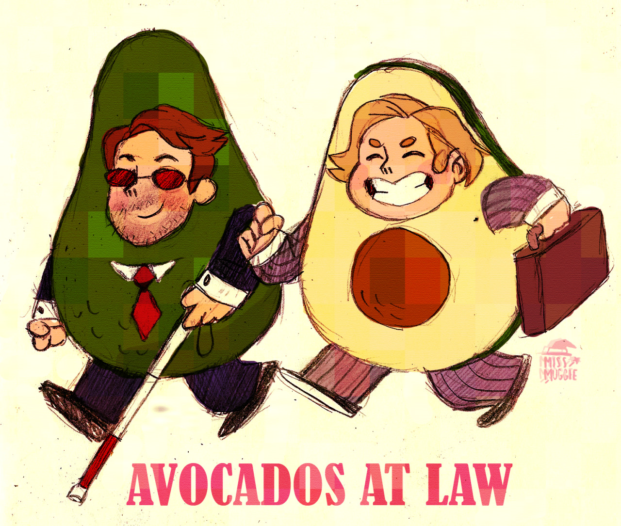 avocados at law marvel