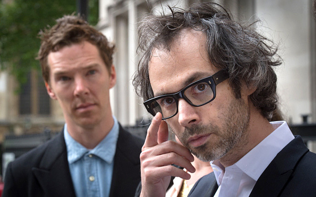 Benedict Cumberbatch accompanied James Rhodes to court