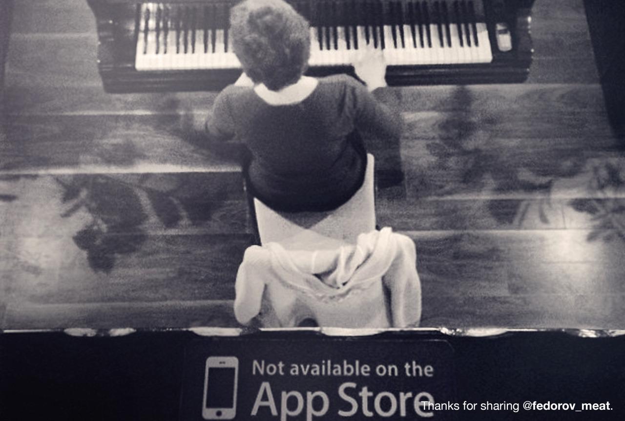 Caio, Linn, Rafa - Not on AppStore 10