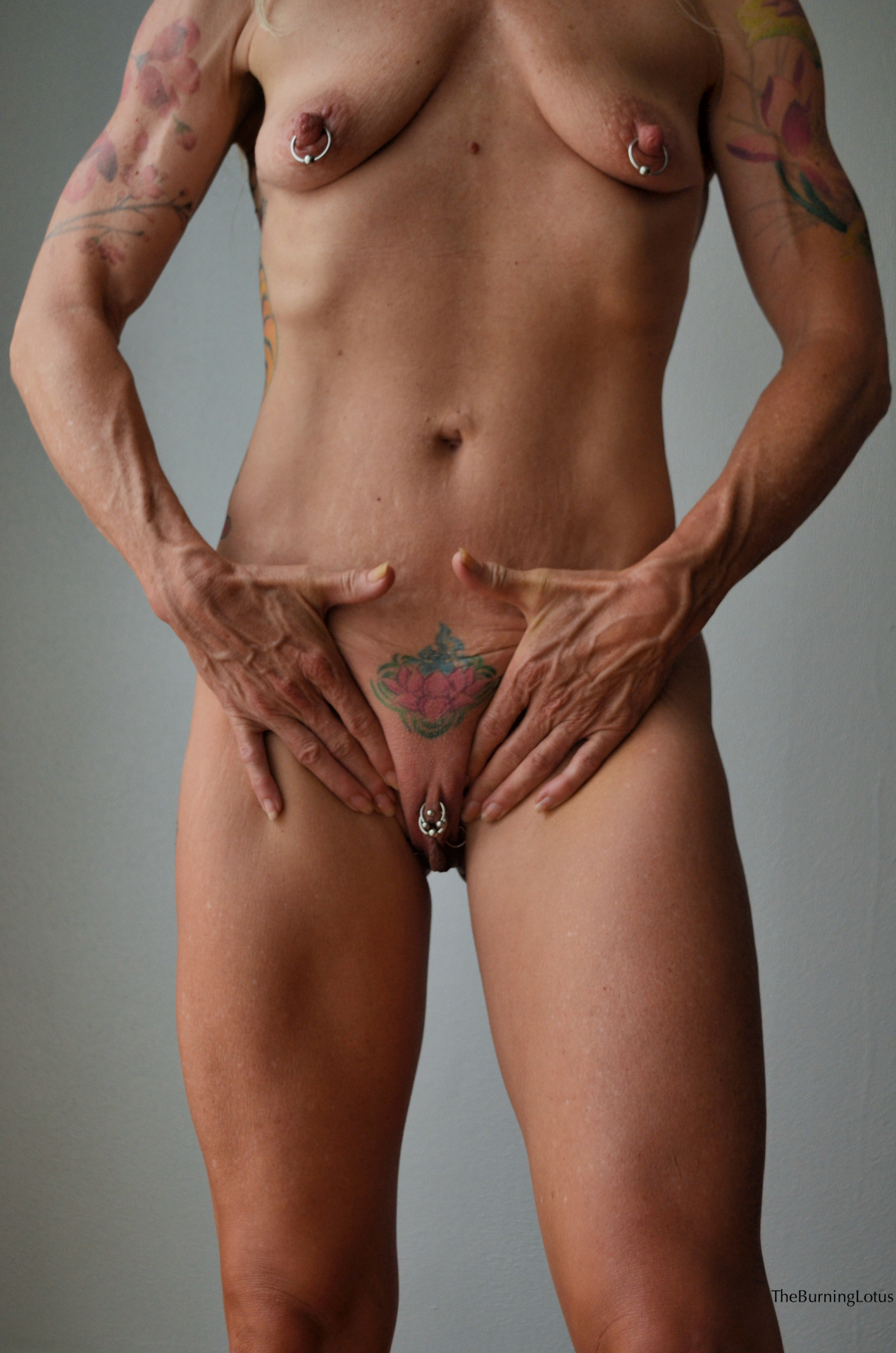 On pussy tattoo The Private