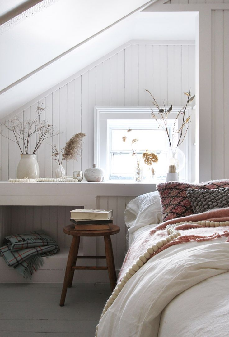Bedroom inspiration by Jersey Ice Cream Co for West Elm