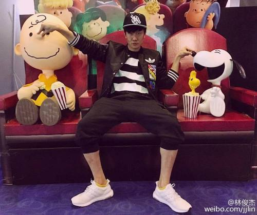 JJ Lin and the Peanuts movie