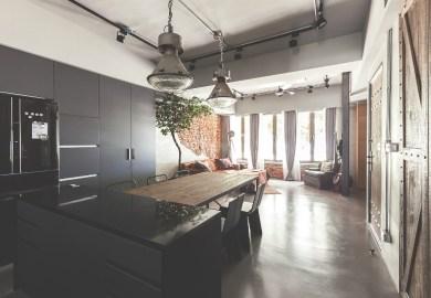 Luxury Apartments Interior