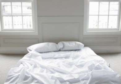 White Bed Tumblr