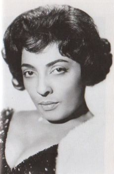 Carmen Mercedes McRae (April 8, 1920 – November 10, 1994) was an American jazz singer, composer, pianist, and actress. Considered one of the most influential jazz vocalists of the 20th century, it was her behind-the-beat phrasing and her ironic interpretations of song lyrics that made her memorable. McRae drew inspiration from Billie Holiday, but established her own distinctive voice. She went on to record over 60 albums, enjoying a rich musical career, performing and recording in the United States, Europe, and Japan. Genres Vocal jazz, bebop, traditional popOccupationsSinger, pianistInstrumentsPianoYears active1944s–1994