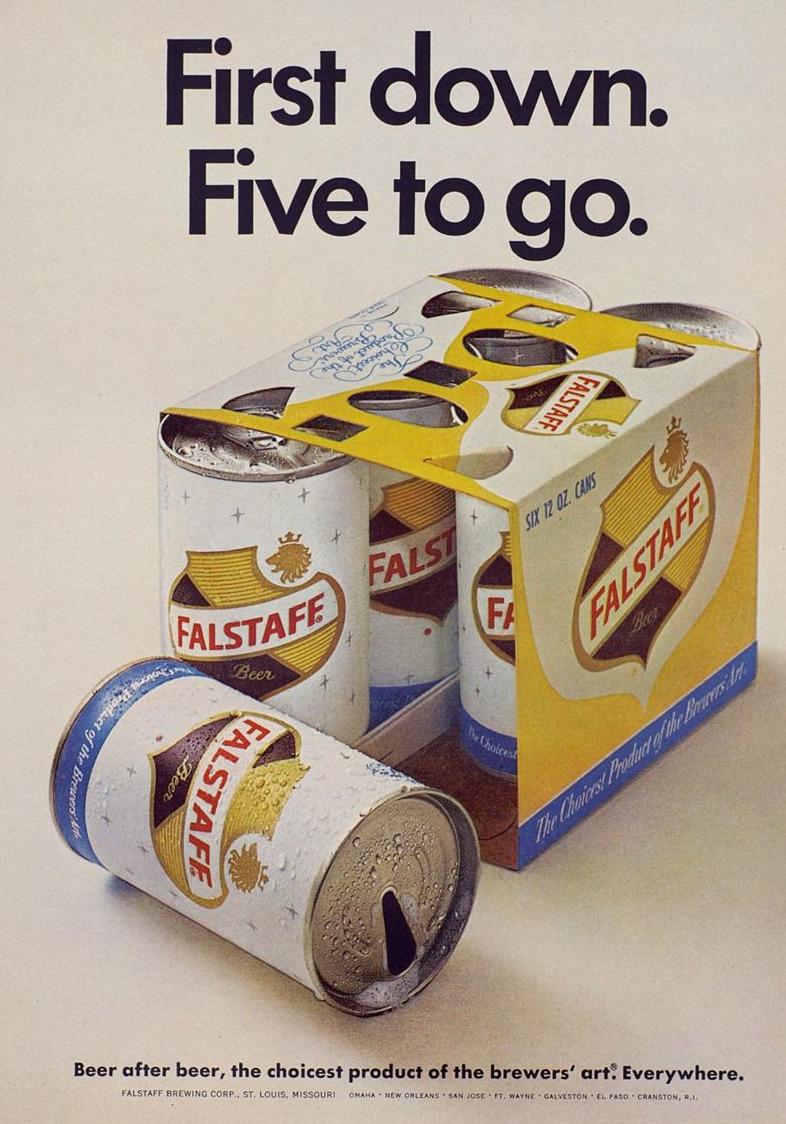 Falstaff Brewing Corporation - 1967