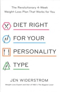 Biblio 411 Review: Diet Right for Your Personality Type