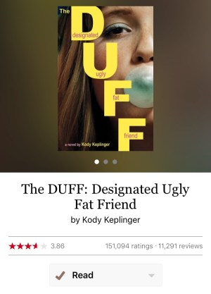 Rereading: The Duff