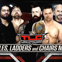 What Are Wwe Chairs Made Of Chair Rental Columbus Ohio Updated Roman Reigns And Bray Wyatt Pulled From Tlc Major Changes Being To Card Kurt Angle Set Wrestle