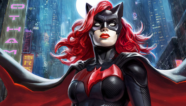 Fall Wallpaper With Verse The Cw To Introduce Batwoman In Fall Arrowverse Crossover