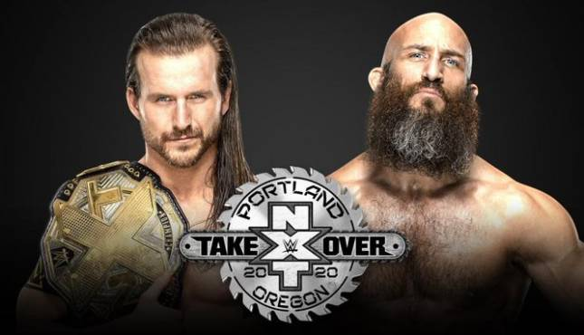 NXT Takeover Portland Main 645x370 - WWE: Watch NxT TakeOver Portland 2020 2/16/20